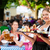 beer garden restaurant   beer and snacks stock photo © kzenon