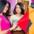 jeunes · femmes · Shopping · vêtements · magasin · deux · heureux - photo stock © kzenon