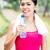 asian woman having successful sport training stock photo © kzenon