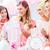 legjobb · barátok · baba · zuhany · buli · ünnepel · gyerek - stock fotó © kzenon