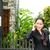 Asia · corredor · de · bienes · raíces · nuevo · hogar · inmobiliario · jóvenes - foto stock © kzenon