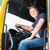 forwarder or truck driver in drivers cap stock photo © kzenon