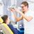 стерильный · стоматолога · инструменты · практика · женщину · служба - Сток-фото © kzenon