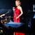 азиатских · певицы · песня · профессиональных · музыканта - Сток-фото © kzenon