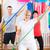 jimnastik · egzersiz · fizyoterapi · adam · doktor · spor - stok fotoğraf © kzenon