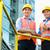 Asya · endonezya · inşaat · işçiler · Bina - stok fotoğraf © kzenon