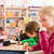 uczniowie · szkoły · praca · domowa · edukacji · podstawowy · szkoła · podstawowa - zdjęcia stock © kzenon