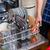 работа · по · дому · очистки · кухне · девушки · счастливым - Сток-фото © kzenon