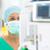 mri · makine · doktor · hemşire · bilgisayar · sağlık - stok fotoğraf © kzenon