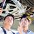auto · pneumatici · lavoro · gruppo · industria - foto d'archivio © kzenon