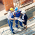 construction worker and architect discussing plans on building s stock photo © kzenon
