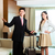 asiático · chinês · hotel · gerente · vip · convidado - foto stock © kzenon