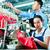 сдвиг · руководитель · текстильной · завода · работник · швейных - Сток-фото © Kzenon