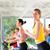人 · スポーツ · ジム · トレッドミル · を実行して · フィットネス - ストックフォト © Kzenon