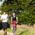 fietsen · jogging · fitness · gelukkig · ouderen - stockfoto © kzenon