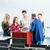 grup · insanlar · oditoryum · kadın · kâğıt · adam · kalabalık - stok fotoğraf © kzenon