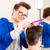 理髪 · 男 · 髪 · ショップ · 作業 · 美 - ストックフォト © kzenon