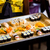 sushis · plateau · alimentaire · asian - photo stock © kzenon