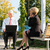 business people working outdoors stock photo © kzenon