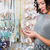глядя · ювелирных · выставочный · зал · женщину · торговых - Сток-фото © kzenon
