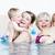 kicsi · fiú · úszómedence · portré · vicces · nevetés - stock fotó © kzenon