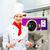 gelato · preparazione · diverso · strumenti · ingredienti - foto d'archivio © kzenon