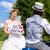 結婚式 · カップル · モータ · スクーター · 新郎 - ストックフォト © kzenon