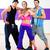 danser · zumba · fitness · opleiding · dans · studio - stockfoto © kzenon