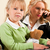 женщину · Министерство · внутренних · дел · ноутбука · телефон · матери · бизнеса - Сток-фото © kzenon