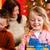 çocuklar · açılış · Noel · hediyeler · neşeli · mutlu - stok fotoğraf © kzenon