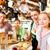bavarian family in german restaurant eating stock photo © kzenon