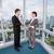 business people handshake stock photo © kzenon