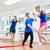 oefenen · gymnasium · man · vrouwen - stockfoto © kzenon