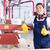 ワーカー · アジア · 生産 · 工場 - ストックフォト © kzenon