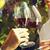 casal · potável · vinho · vinha · mulher · homem - foto stock © kzenon