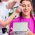 mulher · cosmético · salão · serviço · cor · feminino - foto stock © Kzenon