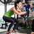 groep · mensen · gymnasium · fitness · mannen · opleiding - stockfoto © kzenon