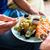 sushi · lezzetli · geleneksel · japon · gıda · balık · tablo - stok fotoğraf © kzenon