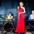asian · Band · Song · Studio · professionelle · Sänger - stock foto © Kzenon