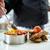 kucharz · żywności · tablicy · restauracji · kuchnia - zdjęcia stock © Kzenon