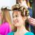 nők · fodrász · haj · stylist · női · vásárló - stock fotó © Kzenon