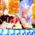 bière · jardin · restaurant · collations · Allemagne · servi - photo stock © kzenon