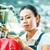 китайский · текстильной · завода · работник · швейных · промышленных - Сток-фото © kzenon