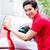アジア · 男 · 洗浄 · 洗濯 · 車 · スポンジ - ストックフォト © Kzenon