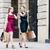kettő · női · barátok · vásárlás · nők · boldog - stock fotó © kzenon
