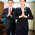 Asian hotel staff greeting with hands put together stock photo © Kzenon
