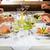 étel · törvény · jogi · konyha · villa · alakú - stock fotó © kzenon