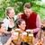 colegas · salchichas · cerveza · trabajo · negocios · hombre - foto stock © kzenon