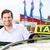 драйвера · такси · ждет · опытный · автомобилей - Сток-фото © kzenon
