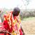 dwa · mężczyzn · spaceru · wraz · plemię · spotkanie - zdjęcia stock © kzenon